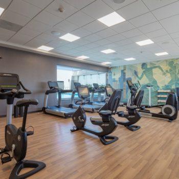Hyatt House Santa Fe - Gym (2)